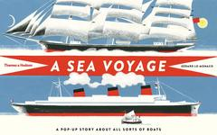 A Sea Voyage: A Pop-up Story about All Sorts of Boats - купить и читать книгу