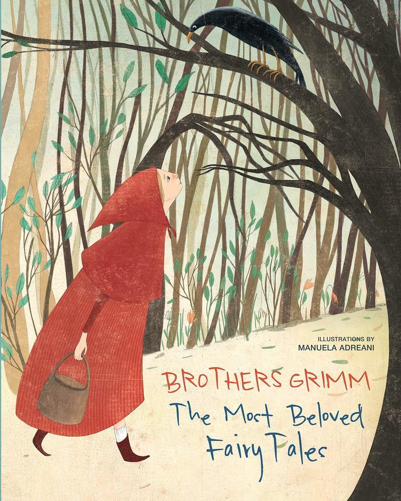 "Купить книгу ""Brothers Grimm: The Most Beloved Fairy Tales"""