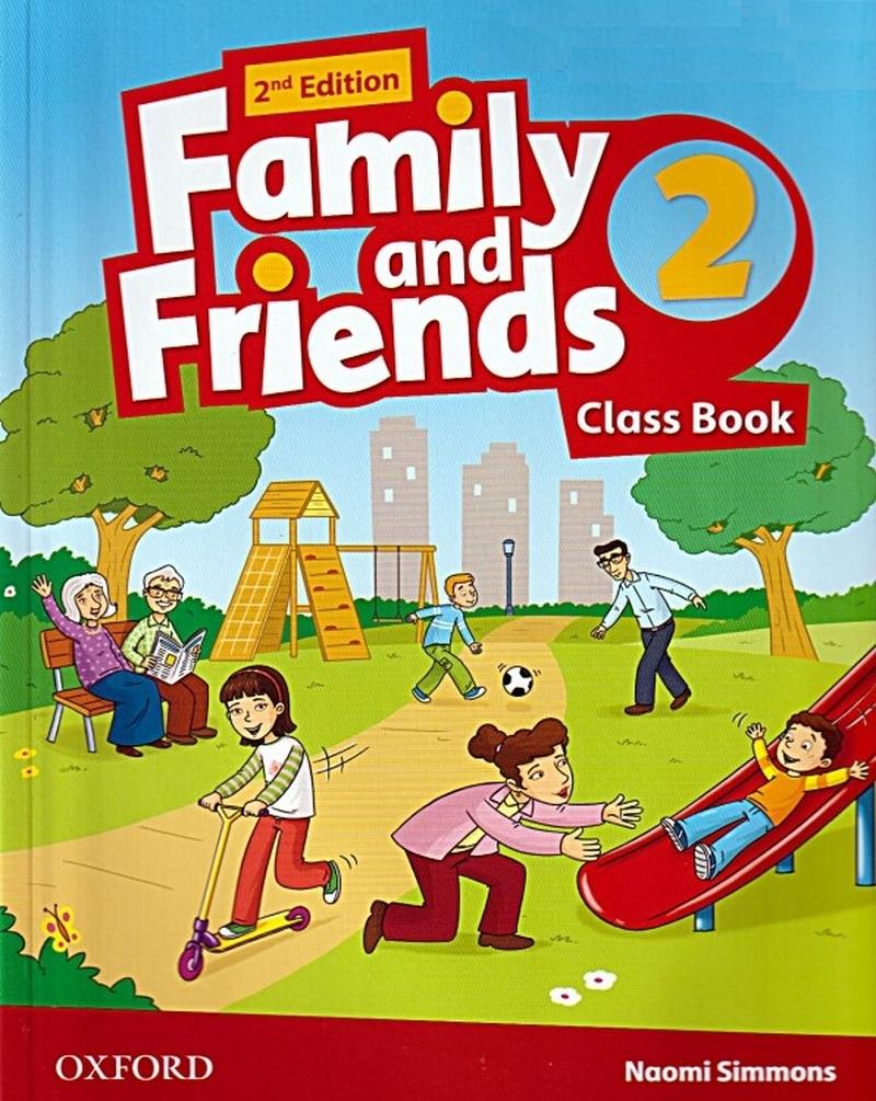 "Купить книгу ""Family and Friends 2nd Edition. 2 Class Book"""