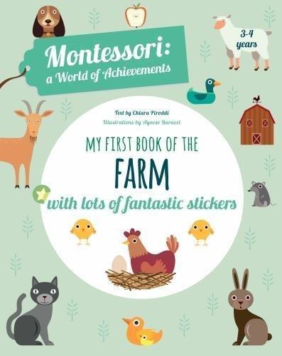 "Купить книгу ""My First Book of the Farm"""