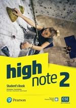 High Note. Level 2. Student's Book with Basic PEP Pack