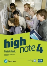 High Note. Level 4. Student's Book with Basic PEP Pack