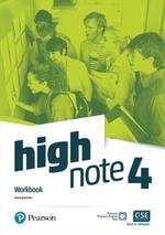 High Note. Level 4. Workbook