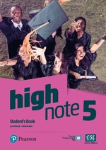 High Note. Level 5. Student's Book with Basic PEP Pack