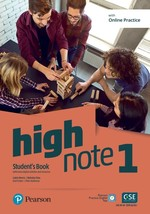High Note. Level 1. Student's Book with Online Practice