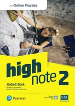 High Note. Level 2. Student's Book with Online Practice