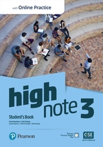 High Note. Level 3. Student's Book with Online Practice