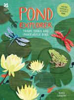 Pond Explorer Nature Sticker and Activity Book