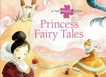 Princess Fairy Tales Puzzle Book