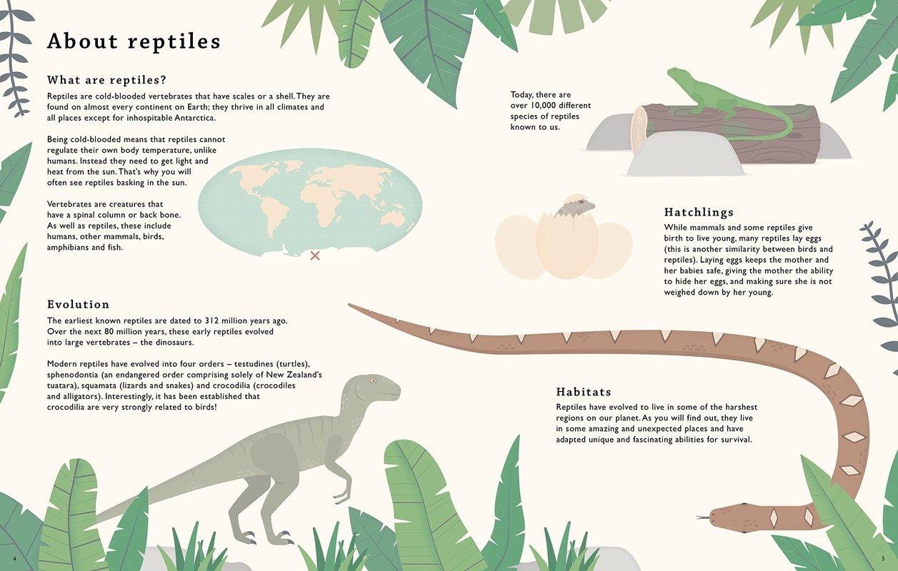 "Купить книгу ""Really Remarkable Reptiles"""