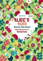 Search, Find and Count: Alice's Mazes