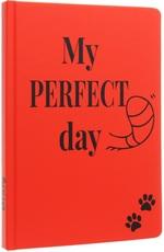 Щоденник LifeFLUX Diary My perfect day Хвіст і Вуса, Червоний (LFDRUPRE020) - купити і читати книгу