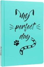 Щоденник LifeFLUX Diary My perfect day Хвіст і Вуса, М'ятний (LFDRUPMI020) - купити і читати книгу