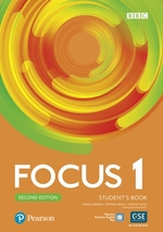Focus Second Edition. Level 1. Student Book