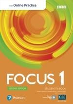 Focus Second Edition. Level 1. Workbook with Online Practice