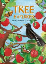Tree Explorer Nature Sticker and Activity Book
