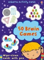 50 Brain Games Flashcards