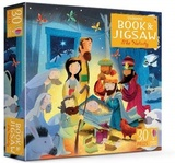 The Nativity Book and Jigsaw