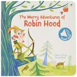 The Merry Adventures of Robin Hood Sound Book
