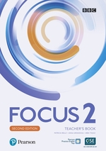Focus Second Edition. Level 2. Teacher's Book