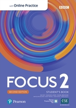 Focus Second Edition. Level 2. Student's Book with Online Practice
