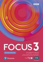 "Купить книгу ""Focus Second Edition. Level 3. Student's Book"""