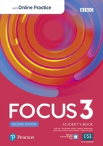 Focus Second Edition. Level 3. Student's Book with Online Practice
