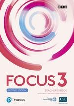 Focus Second Edition. Level 3. Teacher's Book