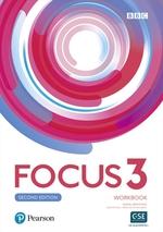 Focus Second Edition. Level 3. Workbook