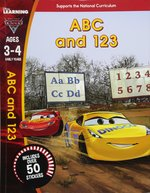 Cars 3: ABC and 123