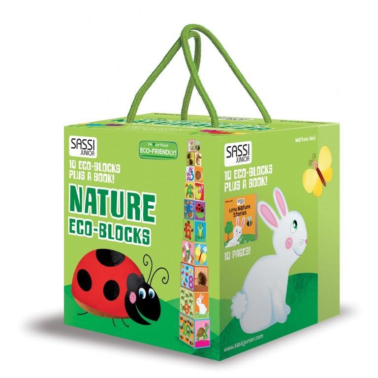 "Купить книгу ""Nature Eco-Blocks"""