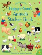 Usborne Farmyard Tales: Poppy and Sam's Animals Sticker Book