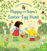 Usborne Farmyard Tales: Poppy and Sam's Easter Egg Hunt