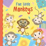 Finger Puppet Books: Five Little Monkeys