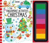 Fingerprint Activities: Christmas