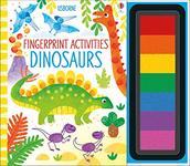 Fingerprint Activities: Dinosaurs - купить и читать книгу