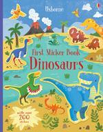 First Sticker Book: Dinosaurs