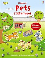 First Sticker Book. Pets