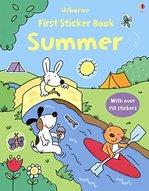 First Sticker Book. Summer