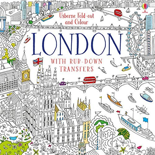 "Купить книгу ""Fold-out and Сolour London"""