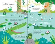 """Купить книгу """"Jungle Play Pad"""""""
