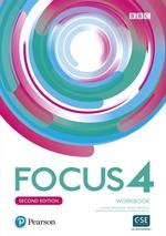 Focus Second Edition. Level 4. Workbook