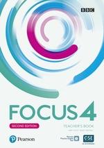 Focus Second Edition. Level 4. Teacher's Book