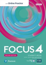 Focus Second Edition. Level 4. Student's Book with Online Practice