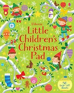 Little Children's Christmas Pad