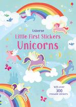 Little First Stickers: Unicorns