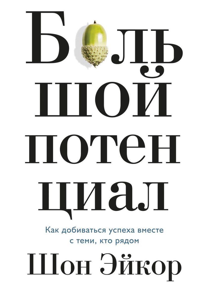 """Купить книгу """"Большой потенциал. Как добиваться успеха вместе с теми, кто рядом"""""""