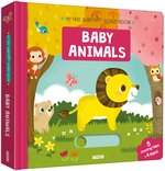 My First Animated Board Book: Baby Animals