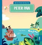 My First Pull-the-Tab Fairy Tale: Peter Pan