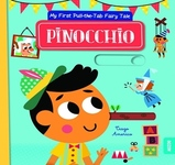 My First Pull-the-Tab Fairy Tale: Pinocchio